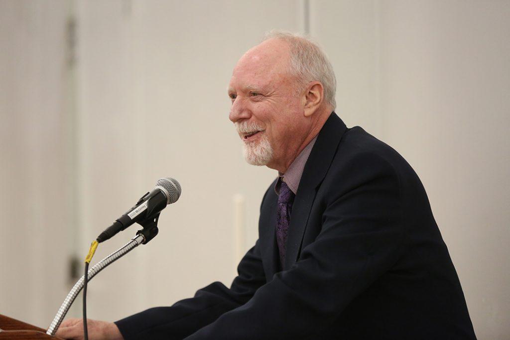 Dean Fred Wertz