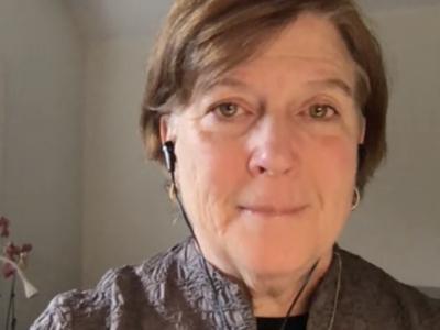 Martha K. Hirst, Emcee; Senior Vice President, CFO, and Treasurer, Fordham University