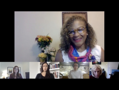 Panel Session:Perfection Intervention: Finding Strength in Letting Go