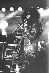 Joey Ramone rocks Rose Hill.