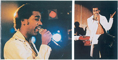 Kurtis Blow performing at Rose Hill