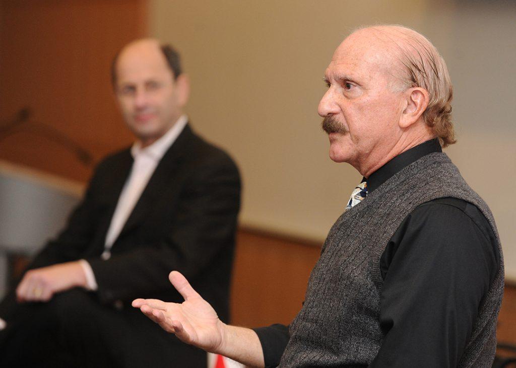 Robert Miraldi discusses his new book on investigative reporter Seymour Hirsh.