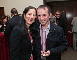 Linda and Paul Popovic