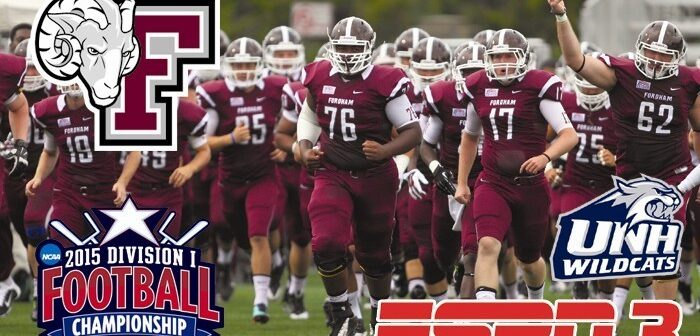 Football Travels To 1 New Hampshire For Ncaa Fcs Championship Game