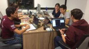 Hackathon-students-coding