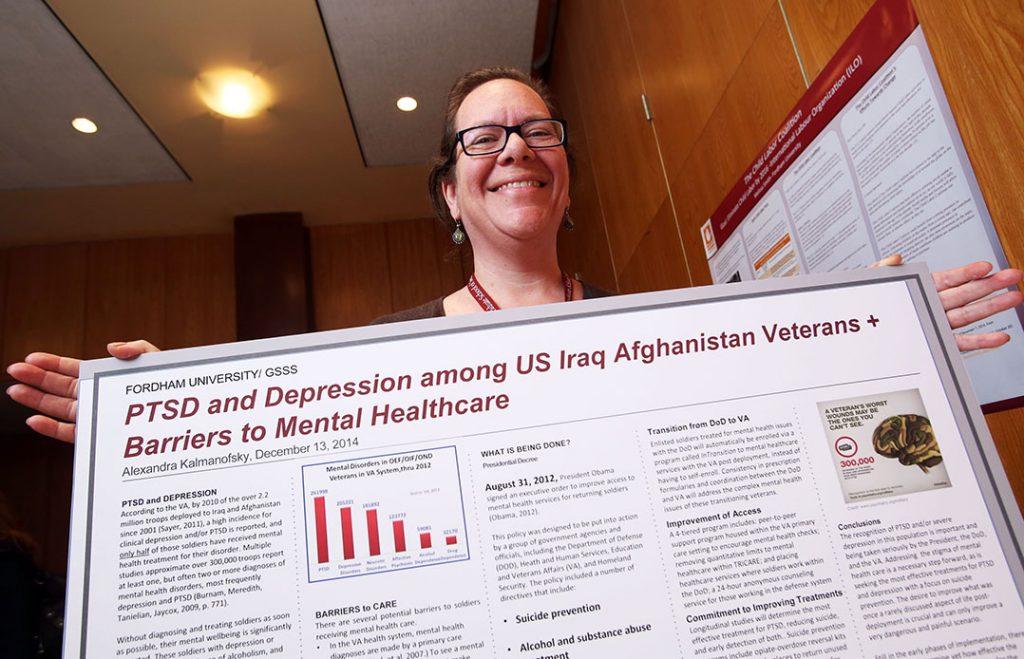 Alex Kalmanofsky hates war but serves vets.