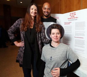 Loren Bahor, Johnnie Alexander, and Laura Berman's research compared harm reduction to prohibition.