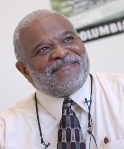 Quinton Wilkes, GSAS '69, '77, one of the founders of Fordham's Department of African and African American Studies.