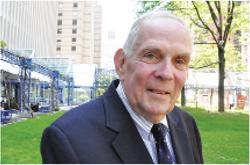 James R. Lothian, the Topetta chair.