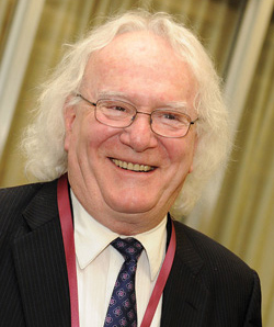 GSE Dean James Hennessy received the Bene Merenti medal.