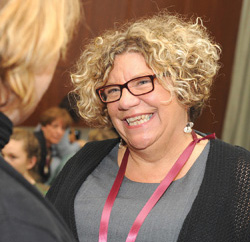 WFUV's Rita Houston  celebrates 20 years at Fordham.