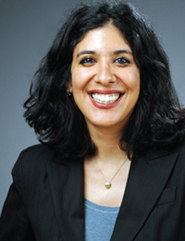Sonya Katyal is the Joseph M. McLaughlin Professor of Law and associate dean for research at Fordham Law. Her book (co-authored with Eduardo M. Penalver) is Property Outlaws (Yale University Press, 2010). Photo by Chris Taggart