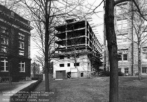 Photo courtesy Fordham University Archives