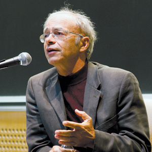 Peter Singer, Ph.D.  Photo from wikicommons
