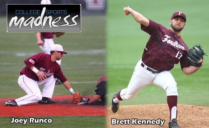 03404e6edb08 Pair of Baseball Rams Named to College Sports Madness Preseason All-Conference  Team