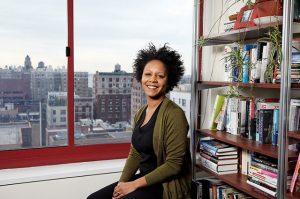 Christina M. Greer. (Photo courtesy of Tufts University)