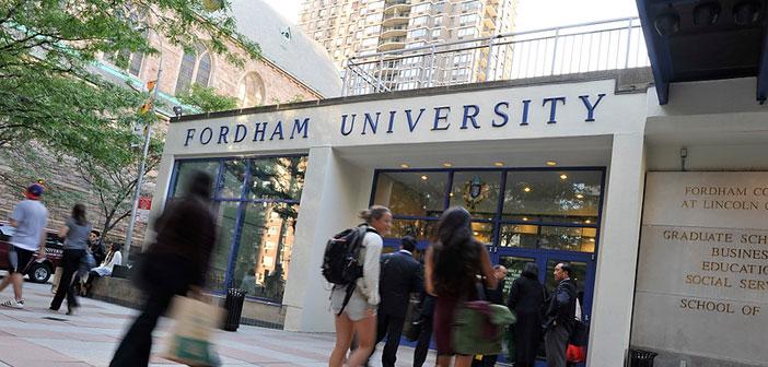 Fordham University | Lincoln Center Campus