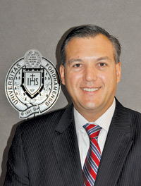 Roger A. Milici has been instrumental in the success of Excelsior   Ever Upward   The Campaign for Fordham. Photo by Joseph McLaughlin