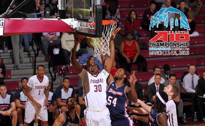 Men's Basketball Continues Atlantic 10 Championship Play ...
