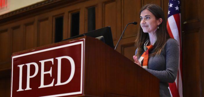 Fordham alumna wins 2015 Swanstrom-Baerwald Award