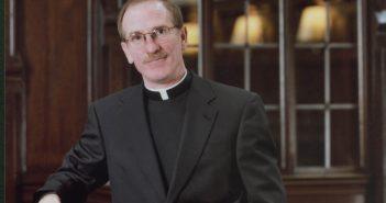 Joseph M. McShane, SJ, President of Fordham University