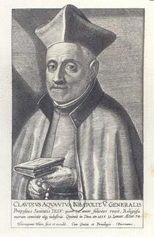 Claudio Acquaviva, superior  general of the Society of Jesus