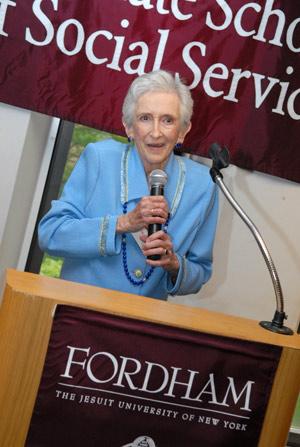 Mary Ann Quaranta, D.S.W.