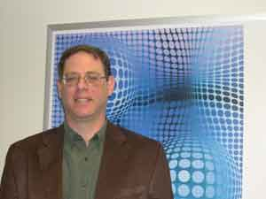 Gary M. Weiss, Ph.D., plans to use data mining techniques to gauge people's behavior on social networking websites. Photo by Patrick Verel