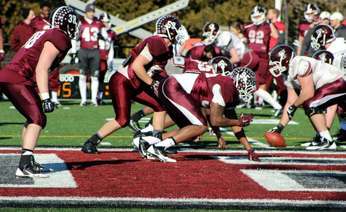 Football Hosts Spring Game on Saturday