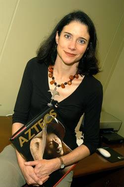 Barbara Mundy, Ph.D., associate professor of music and art history Photo by Ken Levinson