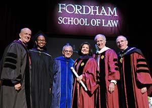FordhamLaw-DiplomaCeremony2015-JudithLivingston1_9319A