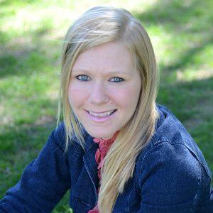 Samantha Andrews won a Boren fellowship.