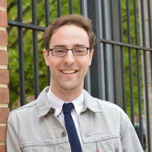 John Turiano won a DAAD research grant.
