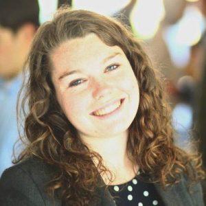 Corinne Logan, a Gabelli School of Business junior and the creator of Pumpstash