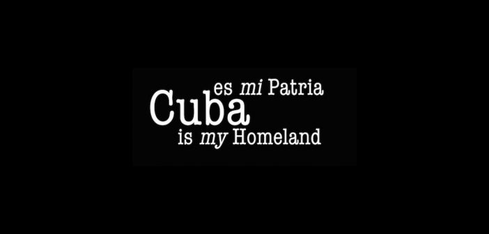 Cuba es mi Patria