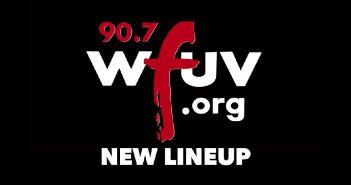WFUV new lineup