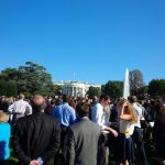 FRom the White House Lawn