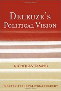 Nick Tampio Deleuze's Political Vision