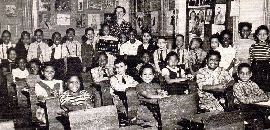 Bronx Black History classroom