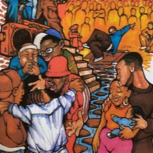 Bronx Black History Hip Hop poster