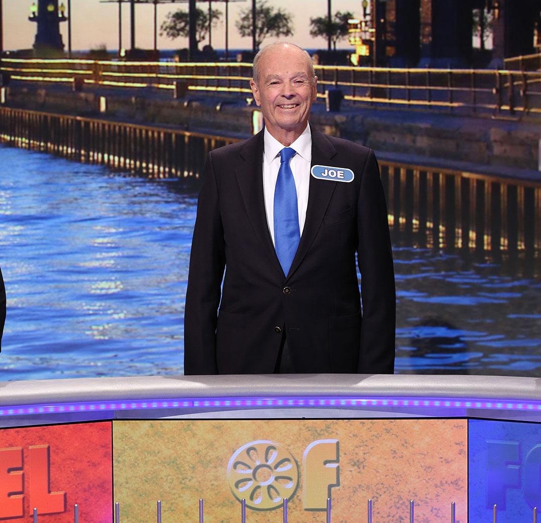 Joe Sullivan on Wheel of Fortune