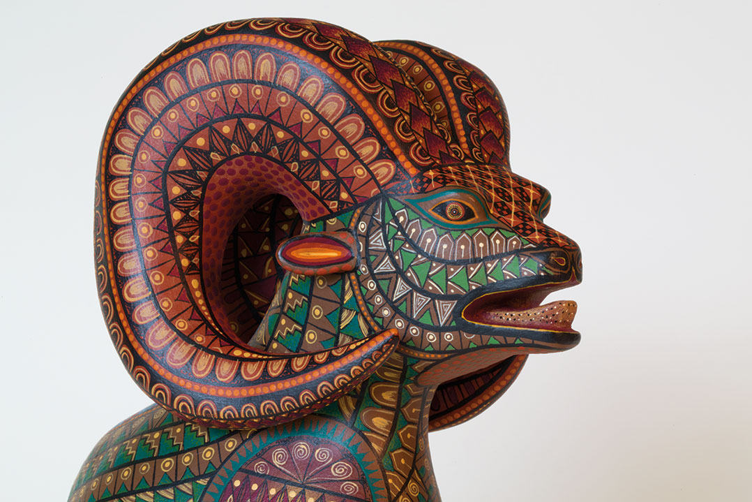 Zapotec Ram