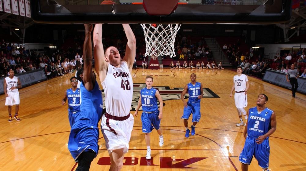 Men's Basketball Hosts LIU Brooklyn on Tuesday