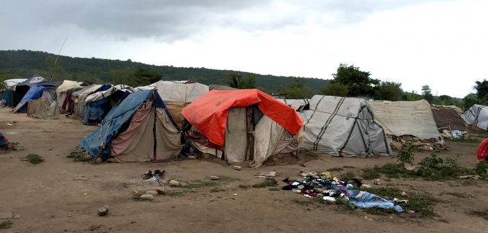 Dominican Haitian Refugee Camp