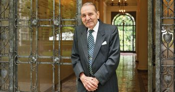 Joseph Cammarosano, professor emeritus of economics at Fordham