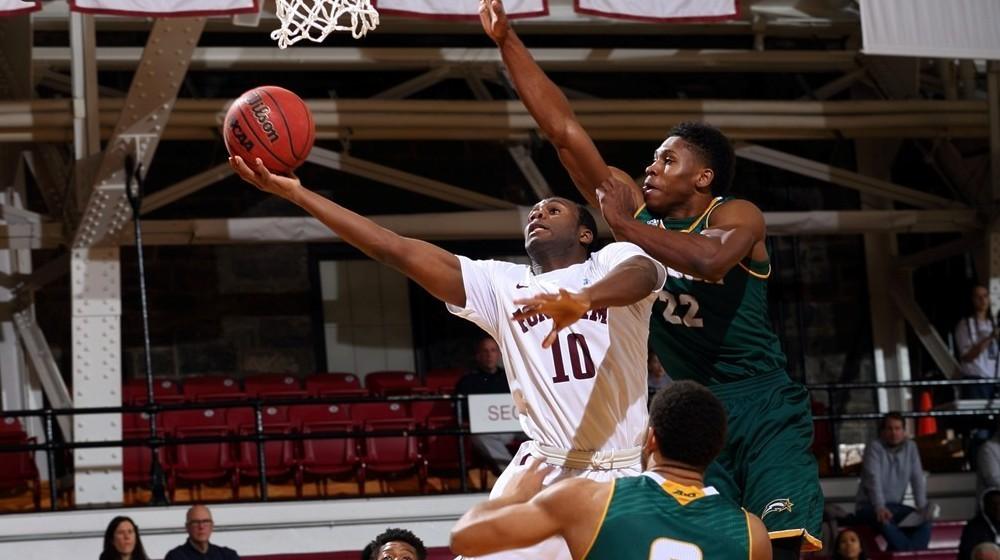 Men's Basketball Hosts Dayton on Sunday