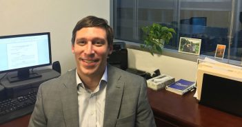 Matt Policastro is the head of the Fordham Alumni Chapter of Chicago