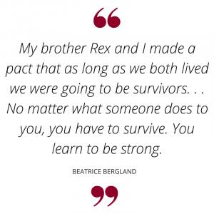 Beatrice Bergland Bronx African American History