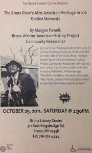 Bronx Library Flyer