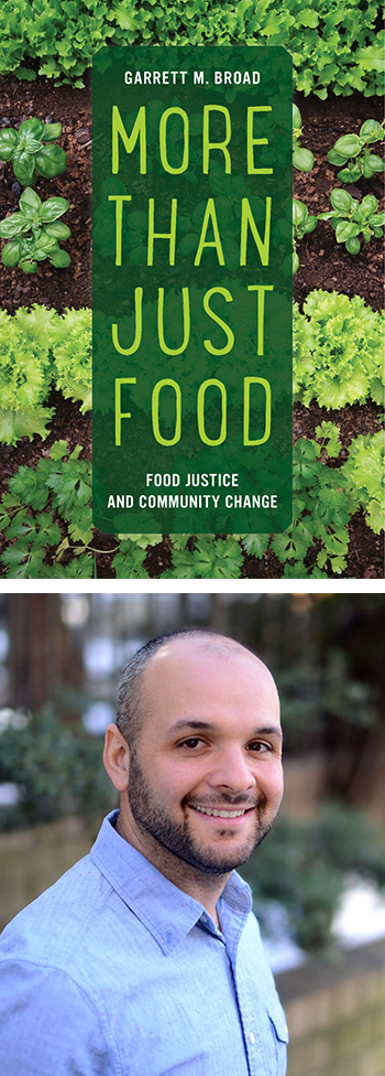 Garrett Broad food justice
